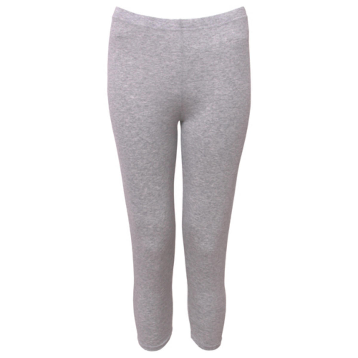 SIZE 8/10 ONLY Grey Cropped Legging Preview